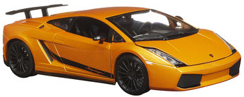 Maisto Special Edition 1:18 2007 Lamborghini Gallardo Superleggera