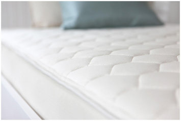 Naturepedic Organic Quilted Deluxe 1-Sided Mattress - Twin Trundle