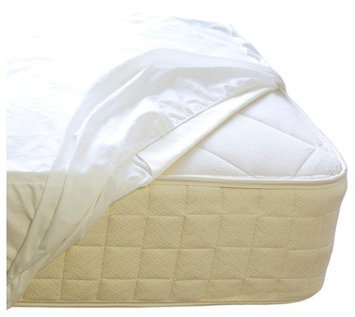 Naturepedic Organic Waterproof Fitted Stretch Knit Protector Pad - Twin XL