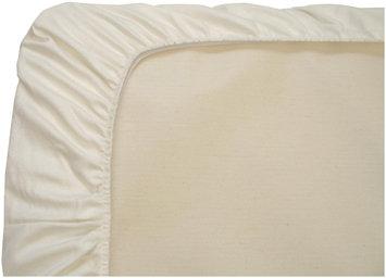 Naturepedic Organic Cotton Stokke Fitted Crib Sheet- Ivory