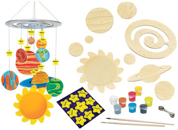 Masterpieces Solar System Mobile - 1 ct.
