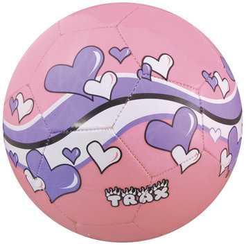 Trax Hearts Soccer Ball, Hearts - Size 4