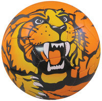 Trax Tiger Soccer Ball, Tiger - Size 4