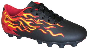 Golden Viking Sports Trax Junior Cleats - Flames MD - Size 1