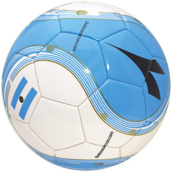 Diadora Bolo Country Soccer Ball, Argentina - Size 5