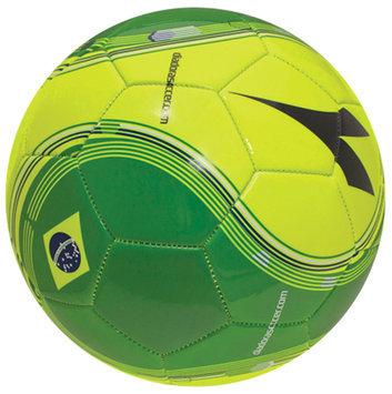 Diadora Bolo Country Soccer Ball, Brasil - Size 5