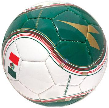 Diadora Bolo Country Soccer Ball, Mexico - Size 5