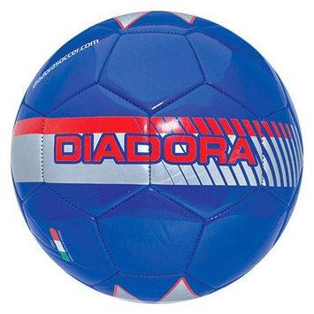 Diadora Fulmine Soccer Ball, Navy - Size 4