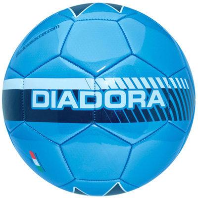 Diadora Fulmine Soccer Ball, Sky Blue - Size 3
