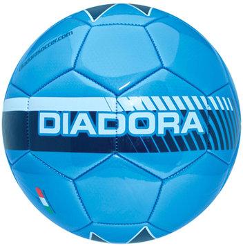 Diadora Fulmine Soccer Ball, Sky Blue - Size 4