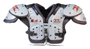 Gear 2000 Youth X2 AIR J.V-F Shoulder Pads