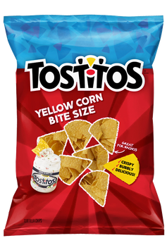 Tostitos® Yellow Corn Bite Size Tortilla Chips