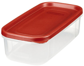 Rubbermaid 5-Cup Dry Food Container, Clear