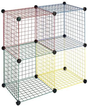 Whitmor Storage Cubes 4 Primary