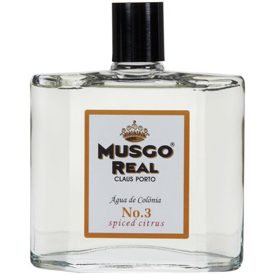 Musgo Real Cologne No. 3 - Spiced Citrus (100ml)