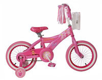 Pinkalicious Girls' Bike, Pink - 16
