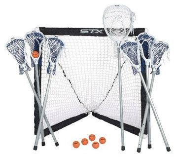 Stx Lacrosse STX Fiddle STX Seven Player Game Set