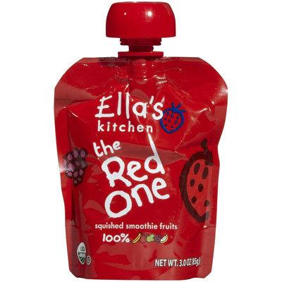 Ella's Kitchen 3 Smoothie Fruit - The Red One - 3 oz - 1 ct.