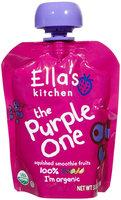 Ella's Kitchen 3 Smoothie Fruit - The Purple One - 3 oz - 1 ct.