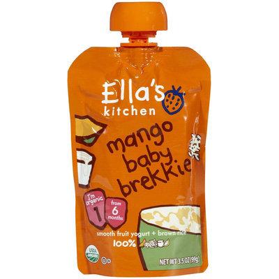 Ella's Kitchen 1 Baby Brekkie - Mango Baby Brekkie - 3.5 oz - 1 ct.