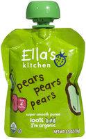 Ella's Kitchen 1 First Tastes - Pear - 2.5 oz - 1 ct.
