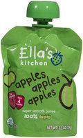 Ella's Kitchen 1 First Tastes - Apple - 2.5 oz - 1 ct.