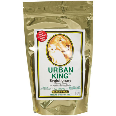 Urban Wolf Feline Food Mix - Urban King