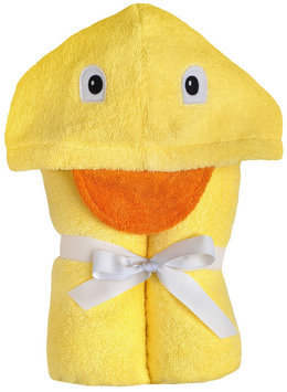 Yikes Twins Infant Hooded Towel - Duck - 1 ct.