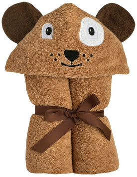 Yikes Twins Infant Hooded Towel - Puppy - 1 ct.