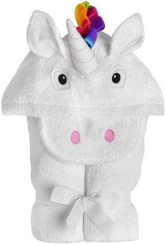 Yikes Twins Child Hooded Towel - Unicorn