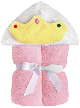 Yikes Twins Child Hooded Towel - Princess - 1 ct.