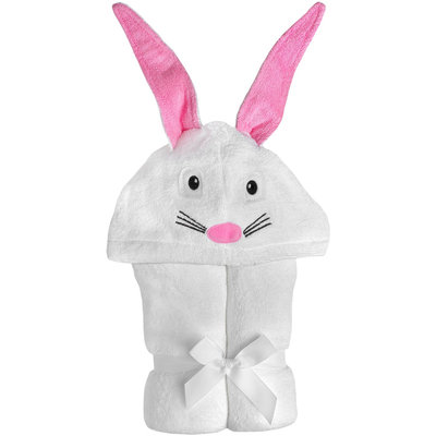 Yikes Twins Child Hooded Towel - Bunny - 1 ct.