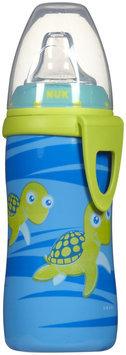 NUK - Silicone Spout 10-oz Active Cup, Turtle