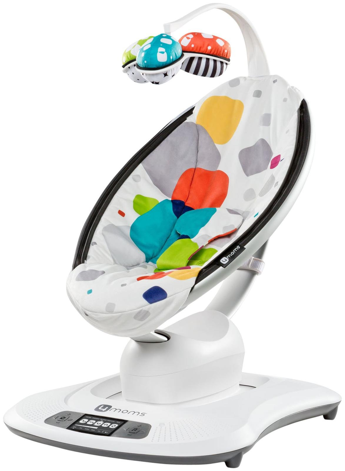 4moms Mamaroo Bouncer - 2015 - Multi-Color Plush