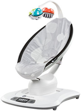 4moms Mamaroo Bouncer - 2015 - Silver Plush