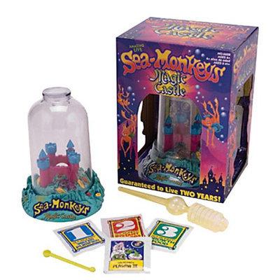 Schylling Sea Monkeys Magic Castle - 1 ct.