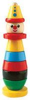 Brio Brio Stacking Clown 30120, N/A