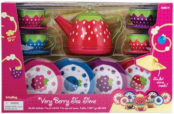 Schylling Very Berry Tin Tea Set - 1 ct.
