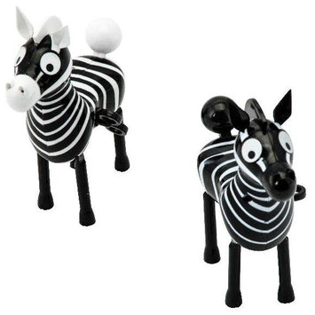 Schylling Salt N Pepper Zebras - 1 ct.