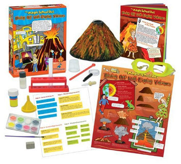 The Young Scientists Club The Magic School Bus Blasting off with Erupting Volcanoes