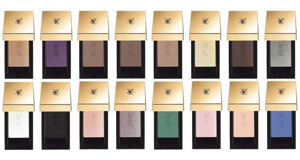 Yves Saint Laurent Couture Mono Eyeshadow