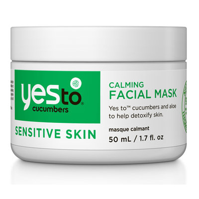 Yes To Cucumbers Calming Facial Mask