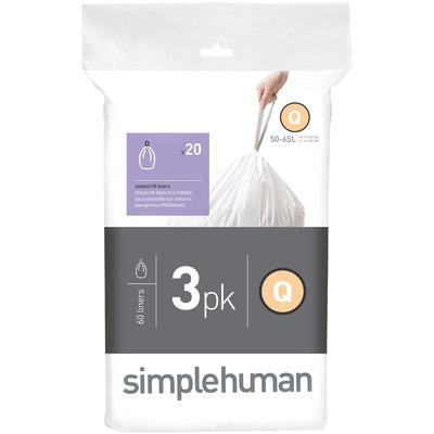 simplehuman Code Custom Fit Liners