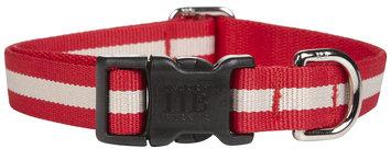 Harry Barker Eton Collar 3/4 in Sm Red/Tan (SS)