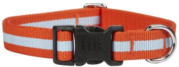 Harry Barker Eton Collar 3/4 in Lg Orange/Lt Blue (SS)