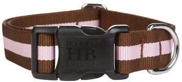 Harry Barker Eton Collar 1 in Sm Brown/Pink (SS)