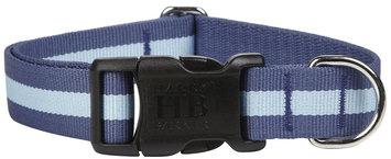 Harry Barker Eton Collar 1 in Sm Light Blue/Dk Bl (SS)