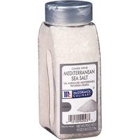 McCormick Culinary® Mediterranean Coarse Grind Sea Salt
