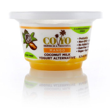 Coyo Coconut Milk Yogurt Mango