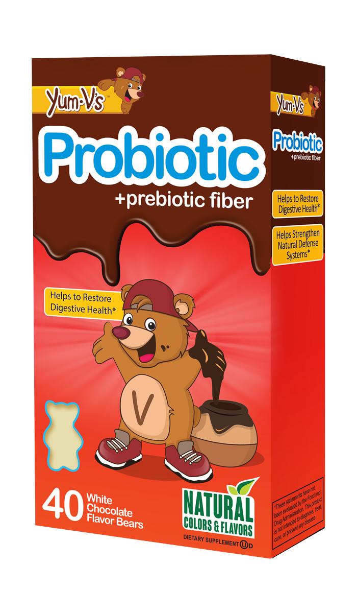 Yum-V's Probiotic